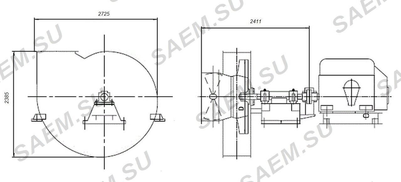 Инструкция Вентилятора Вд-15 5