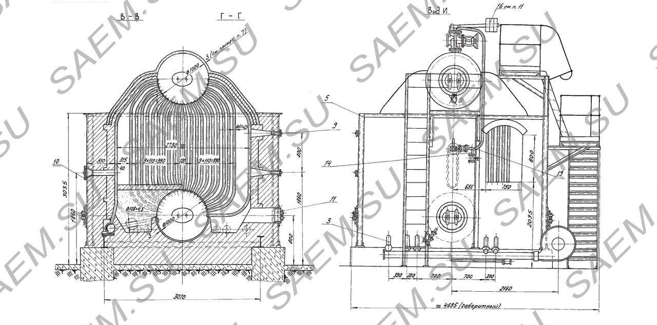 схема экономайзера эб2-94